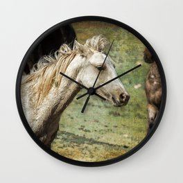 Nimbus, No. 2 Wall Clock