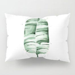 Banana Leaf no.9 Pillow Sham