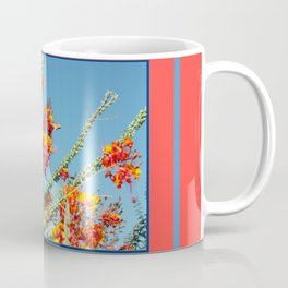 Ocotillo Blooms Coffee Mug