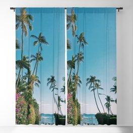 Secret Slice of Paradise - Hawaii Blackout Curtain