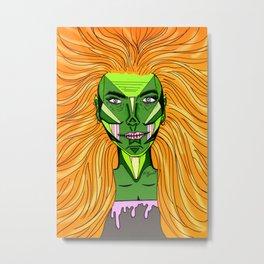 Bella Muerta  Metal Print