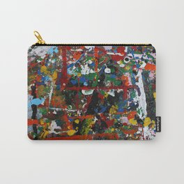 Painted sheet Carry-All Pouch