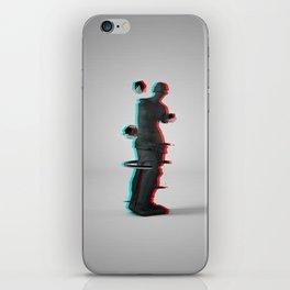 venus de milo glitch iPhone Skin