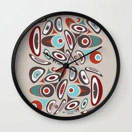 Tales from the iglu Wall Clock