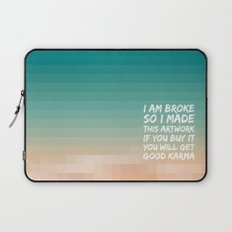 Good Karma Laptop Sleeve