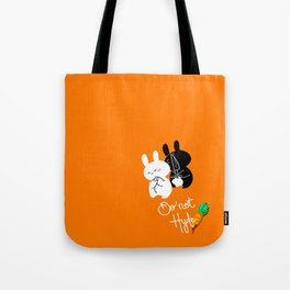 Do Not Hyde Tote Bag