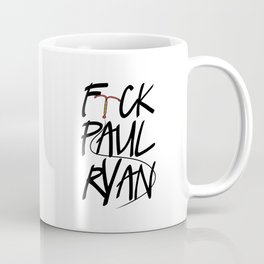 F(IUD)ck Paul Ryan Coffee Mug