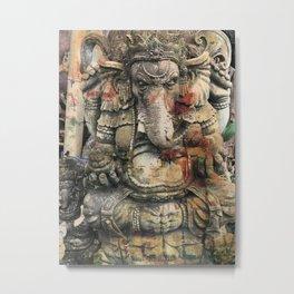 Ganesh Mixup Metal Print