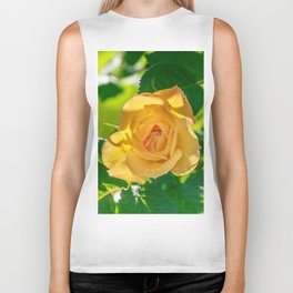 Gold rose Biker Tank