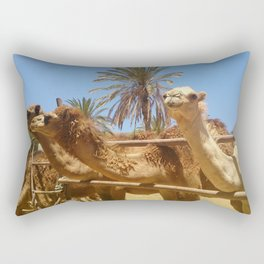 Cool Girls Club Rectangular Pillow