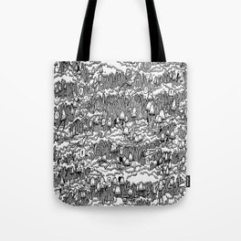 Little mushrooms Tote Bag