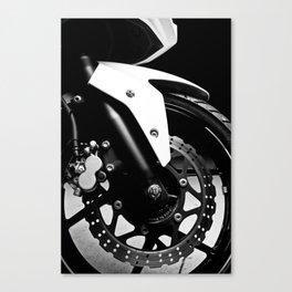Kawasaki Ninja Motorcycle Wall Art III Canvas Print