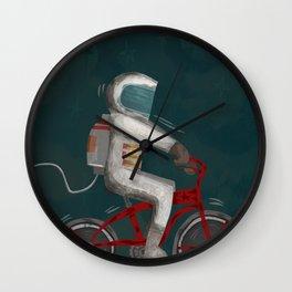 Artcrank poster Wall Clock