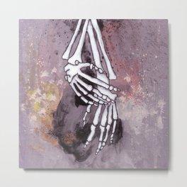 骸骨 弐 Metal Print