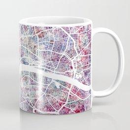 London map Coffee Mug