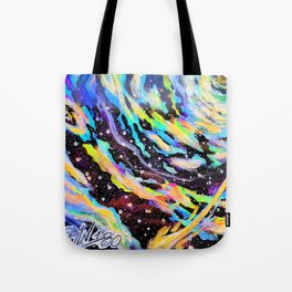 Infinite II by SPIN180 Tote Bag