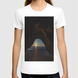 The Mystic Cavern ~ Solana Beach T-shirt