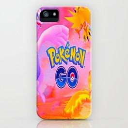 The Four Legendarys iPhone Case
