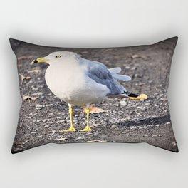 Ring-billed Gull Rectangular Pillow