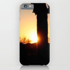 Desert Fire iPhone 6s Slim Case