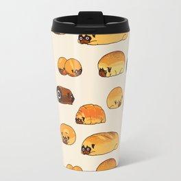 Bread Pugs Travel Mug
