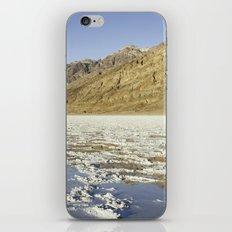 Badwater Basin iPhone & iPod Skin