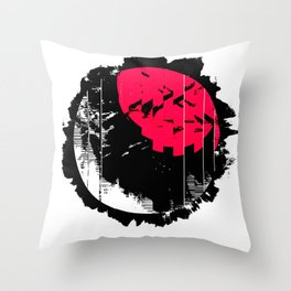 'UNTITLED #06' Throw Pillow