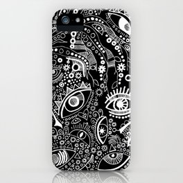 """""""The Watching Willow"""" iPhone Case"""