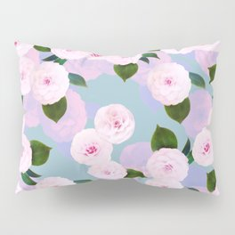 The Camellia Theory Pillow Sham