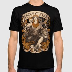 INVICTUS Mens Fitted Tee Black MEDIUM