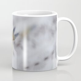 Broken Flower. Coffee Mug