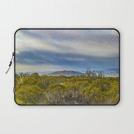 Patagonian Landscape Scene, Santa Cruz, Argentina Laptop Sleeve