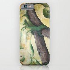Chameleon Painting iPhone 6s Slim Case