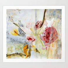 fragmented view Art Print