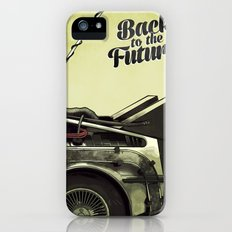 Back to the future iPhone (5, 5s) Slim Case