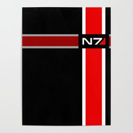 N7 The Effect Poster