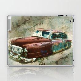 10684 Vintage Car Laptop & iPad Skin