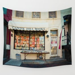 On The Hill Wall Tapestry