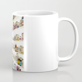 House MD - Colored Pencil Sketch Style Coffee Mug