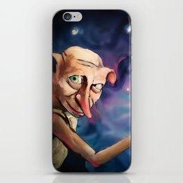 A Free Elf iPhone Skin