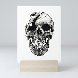 Homo Isurus Mini Art Print