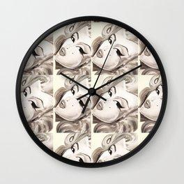 Norma Jean Wall Clock
