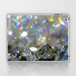 Rainbow Diamonds Laptop & iPad Skin