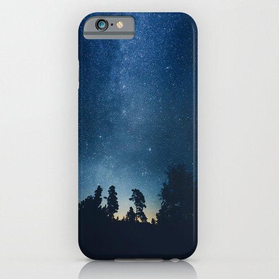 Follow the stars iPhone & iPod Case