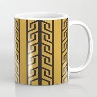 egyptian Mugs featuring Egyptian by PintoQuiff
