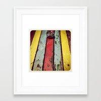 casablanca Framed Art Prints featuring Casablanca by iateacamera
