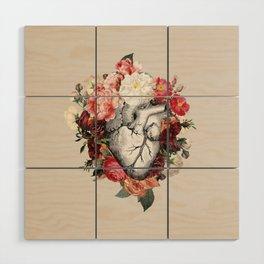 Live, Love, Die Wood Wall Art