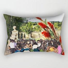 Safe Space Rectangular Pillow