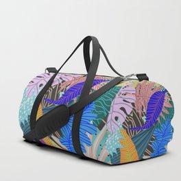 Lush Leaves 2 Duffle Bag
