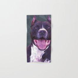 Boss Dog Hand & Bath Towel